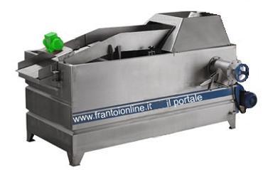 Lavatrice per olive usata