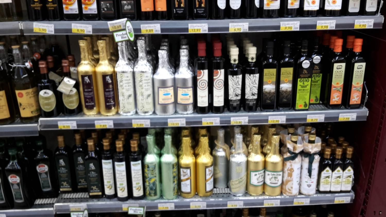 Olio biologico – agricoltura biologica, olio extra vergine biologico