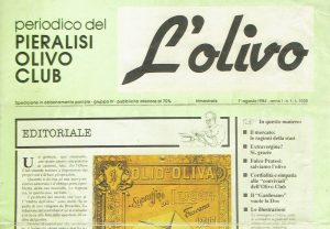 L'Olivo news, rivista trimestrale