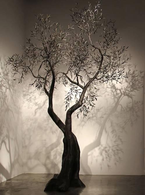 L'olivo nel mondo dell'arte.. – L'olivo e Bill Gates