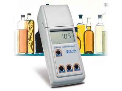 Determinazione e analisi del numero di perossidi nell'olio Hanna Instruments