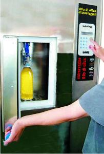 Distributori automatici per l'olio extravergine di oliva