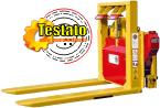 Test drive sul Rovesciatore idraulico