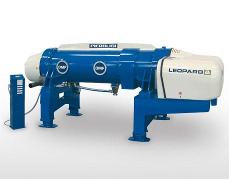 Estrattori centrifughi serie Leopard Pieralisi