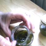 olio extra vergine fatto in casa