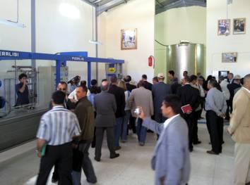 inaugurazione frantoio Marocco