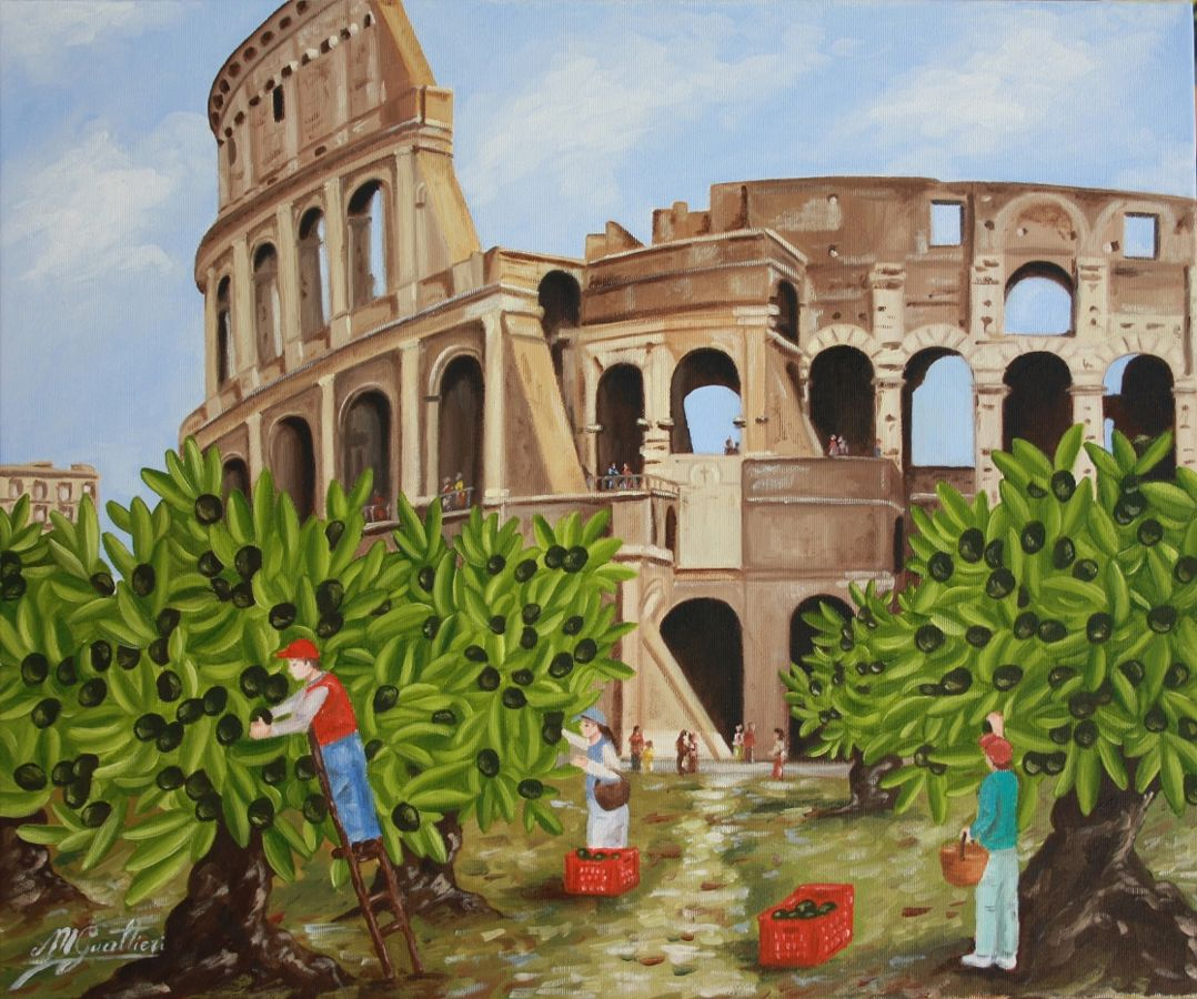 olives-Rome