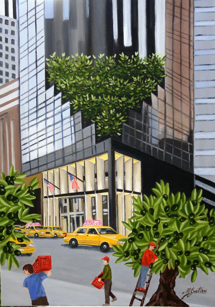 Quadri e dipinti frantoi on line for Tiffany sito americano