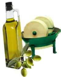 olio di oliva e molazze