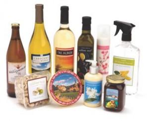 etichettatura olio