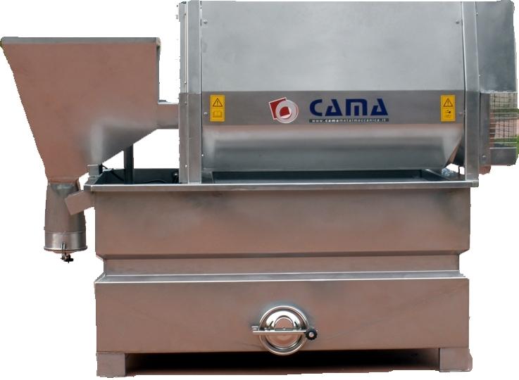Lavatrice continua per olive CAMA