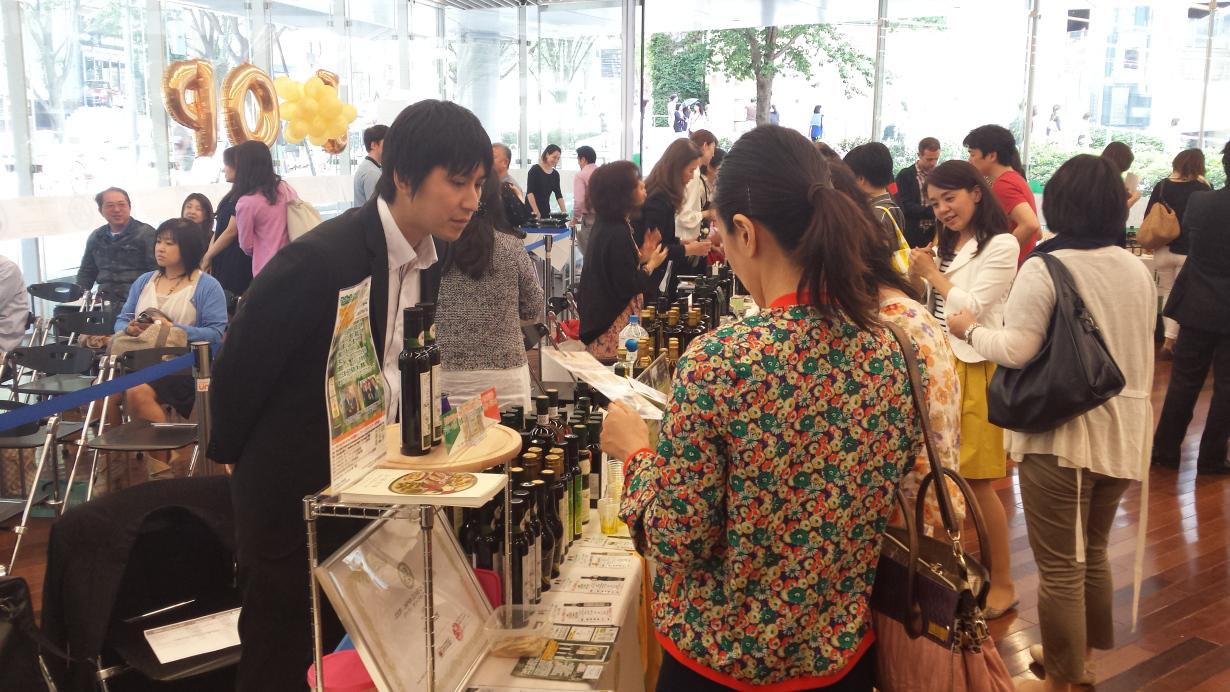 Concorso internazionale JOOP – Japan Olive Oil Prize e Italian Olive Oil Day a Tokyo