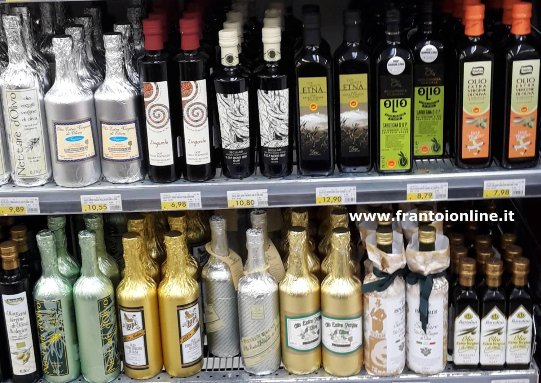 Contrassegno per l'olio made in Italy