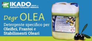 Cercasi distributori/rivenditori nelle regioni Calabria e Puglia per la vendita di detergente specifico per il settore oleario
