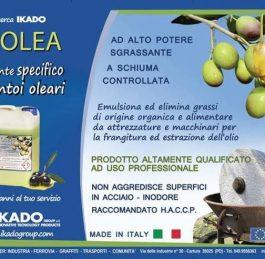 Cercasi rivenditori/grossisti nelle regioni Puglia, Liguria e Toscana per la vendita di detergente specifico per il settore oleario