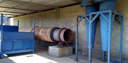 Vendo impianto essiccazione sansa usato produzione 20 qli for Essiccatore sansa usato