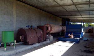 Biogas nei frantoi